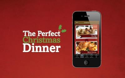 Christmas Dinner App