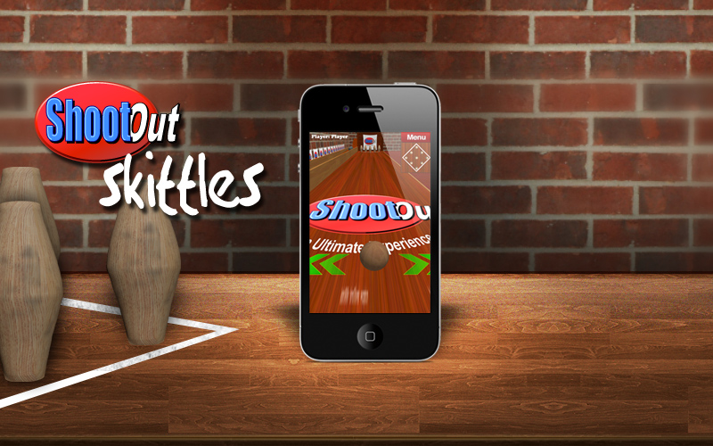 iPhone/Android Skittles Games gone live