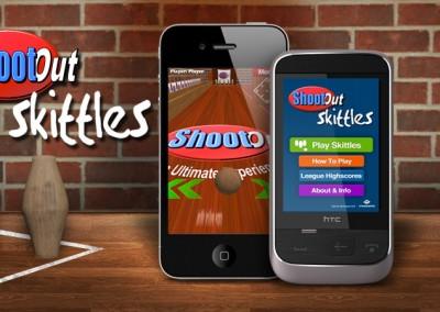 Shootout Pub Skittles Game