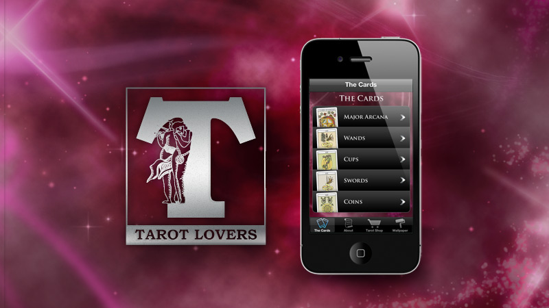 Tarot Meanings App now available