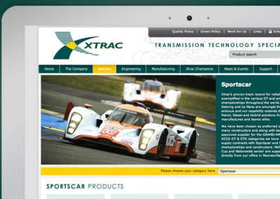 Xtrac Transmission Technology