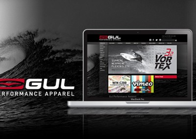 Gul Watersports Website