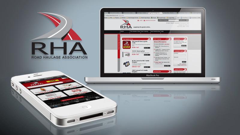 RHA iPhone app