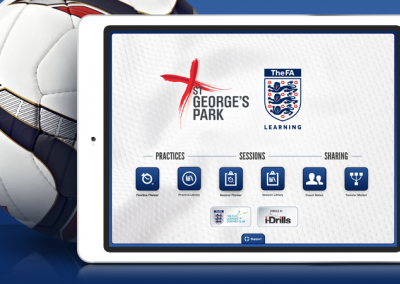 The Official FA Coach's App