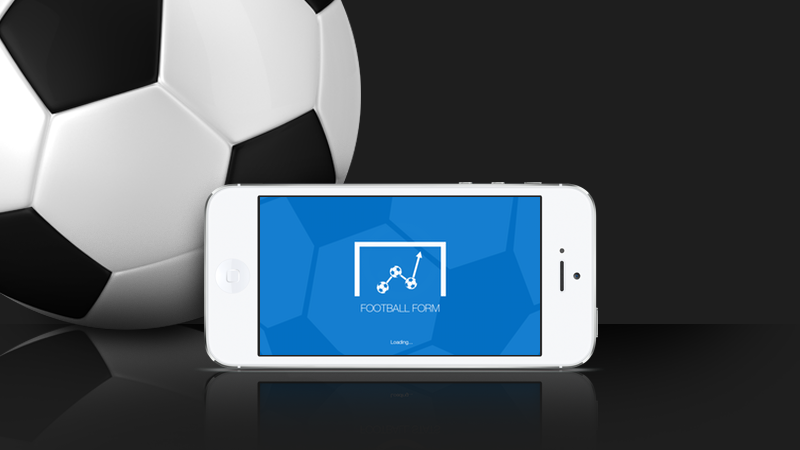 Football Form featured on the App Store!