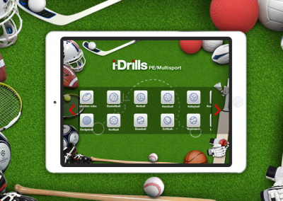 i-Drills PE & MultiSport