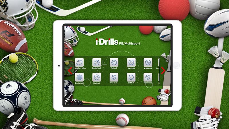 i-Drills PE & MultiSport
