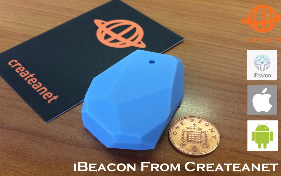 iBeacon will be the next SMALL thing