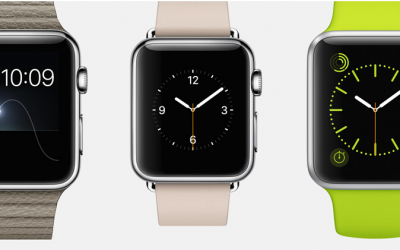 The one to WATCH, or should I say Apple Watch?