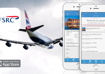 British Airways Official Staff App