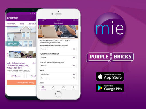 MiE Investment App (Purple Bricks)